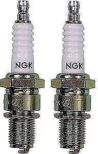 2 NGK 3932 Harley Davidson spark plugs 1999 to present DCPR7E 6R12