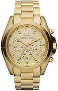 Michael Kors Watches Women Gold