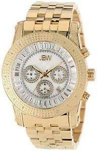 mens gold diamond watch men s 14k gold diamond watch