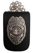 Police Badge Chain