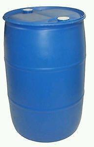 Plastic Rain Barrels