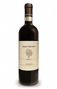 roero docg NIZZA SILVANO, bottiglia da cl. 75, vino rosso