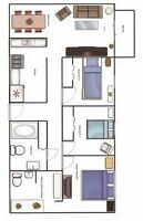 Spacious Three Bedroom Apartment ALL Inclusive Available Nov 1st