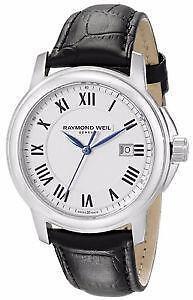 Raymond Weil Men's Black Watch