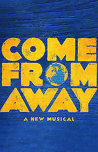 Tickets to Come From Away musical