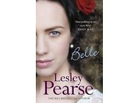 Belle by Lesley Pearse (Paperback, 2011)(WILL POST FOR EXTRA CHARGE)