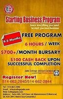 FREE TRAINING WITH FINANCIAL AID $$$/MONTH