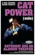 Cat Power Poster
