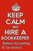 Book Keeper Services for Small business From $100-150 Per month