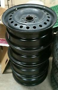 Winter Steel Rims 16 Inch