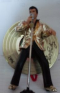 1996 limited edition  Musical Elvis ornament