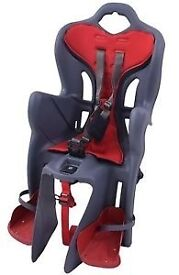B-One child rear bike seat. Maximum 22kgs.