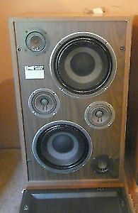 Wanted Pro-linear speakers