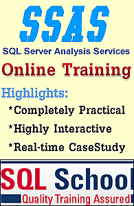 PRACTICAL SSAS 2017 Online Training & JOB SUPPORT