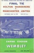 1958 FA Cup Final