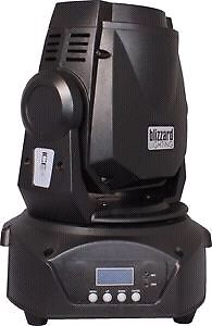 Two pieces Ice 60 moving head