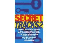 Various – Secret Tracks 2 Cassette 1994 Primal Scream, The Boo Radleys etc