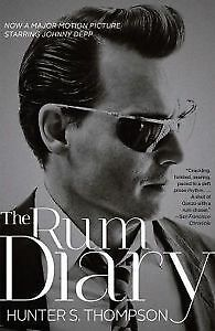 Rum Diary-Hunter S. Thompson-Soft Cover-Excellent copy +