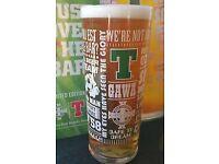 Northern Ireland GAWA Pint Glass