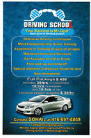 """Driving School / Driving Lesson """"Summer Special"""""""