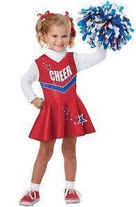 Cheerleader Toddler Costumes  sc 1 st  eBay & Cheerleader Costume | eBay