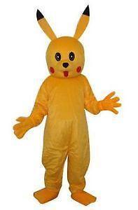 Pikachu Halloween Costume  sc 1 st  eBay & Pikachu Costume | eBay