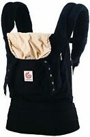 Brand New Ergo Baby Carrier - black and tan