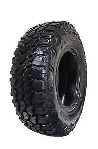 LT33X1250R18 THUNDERER TRAC GRIP M/T R408 TIRES (4 LEFT)