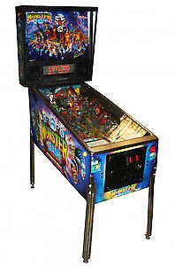 PINBALL MACHINE 'S - IN ANY CONDITION