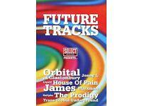Future Tracks - Cassette - Prodgy,Orbital,Trans Global Underground etc 1994