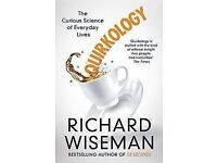 QUIRKOLOGY - The Curious Science of Everyday Lives by Richard Wiseman