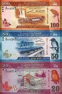 Sri Lanka Money