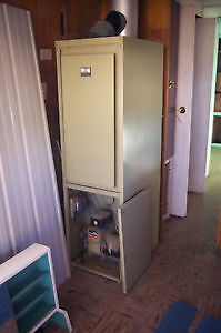 used oil forced air furnace