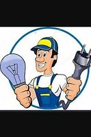 Journeyman electrician for all your electrical needs.7808844487.