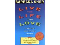 Live the Life You Love by Barbara Sher (Paperback, 1997)