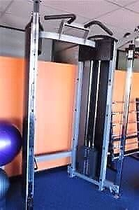 Dual Pulley Machine
