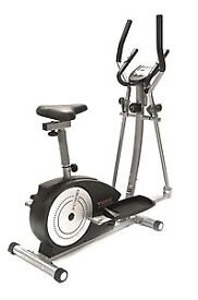 York XC 530 2in1 Cross Trainer and Bike in excellent condition