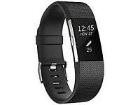 Fitbit Charge 2 HR Fitness Tracker Size Large NEW/Boxed/Sealed