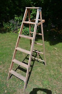 Antique Ladder Kijiji In Ontario Buy Sell Save With Canadas