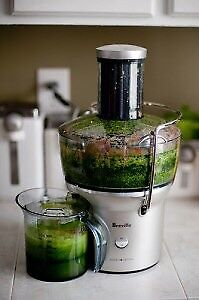 Breville Juicer BJE200XL in perfect condition