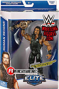WWE Elite Collection Roman Reigns Action Figure