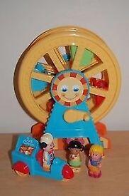 Happyland Ferris wheel