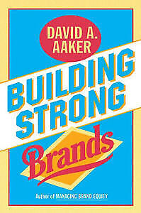 Textbook: Building Strong Brands , David A. Aaker, Hardcover $25