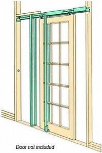 COBURN Hideaway Pocket Door Kit H36