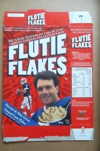 Sports Cereal Boxes