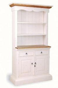 Kitchen Dresser florence glass corner cabinet glass kitchen dresser colour choice assembled ebay Small Kitchen Dresser
