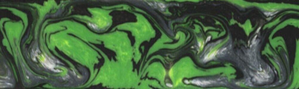 "Pen//Reel//Razor Blank 1/""sq x 6/"" LavaBTW64PBL Acrylic 1 pc"