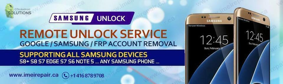NETWORK REPAIR Unregistered SIM S10, S10+, Note9, S9, S8, S8+, S7