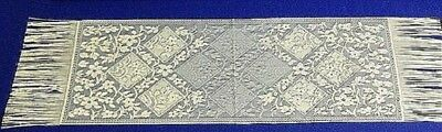Chantilly Lace Table Runner Ivory 14