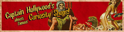 Captain Hollywood's Curiosity Shop